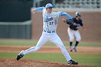 Chris Munnelly (Third Baseman) North Carolina Tar Heels (Photo by Tony Farlow/Four Seam Images)