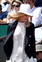 Nicole Kidman - Internationaux de france de tennis de Roland Garros 2017 - Finale MESSIEURS