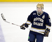 Erik Condra (Notre Dame - 11) - The University of Notre Dame Fighting Irish defeated the Boston College Eagles 4-1 on Friday, November 7, 2008, at Conte Forum in Chestnut Hill, Massachusetts.