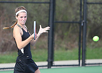 Girls Tennis vs. Park Tudor 4-15-15