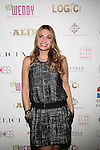 "Yummie Tummie Founder and Housewives of New York's Heather Thomson Attends Wendy Williams celebrates the launch of her new book ""Ask Wendy"" by HarperCollins and  her new Broadway role as Matron ""Mama"" Morton in Chicago - Held at Pink Elephant, NY"