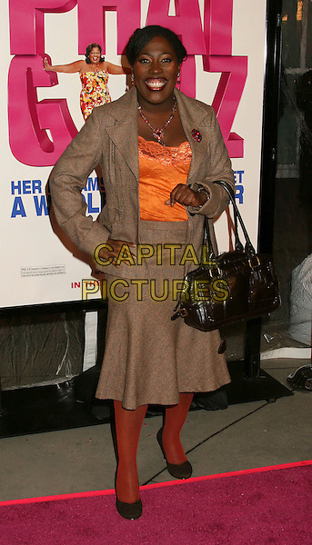 "SHERYL UNDERWOOD.Los Angeles Premiere of ""Phat Girlz"" at Arclight Cinemas, Hollywood, California, USA, 03 April 2006..full length.Ref: ADM/BP.www.capitalpictures.com.sales@capitalpictures.com.©Byron Purvis/AdMedia/Capital Pictures."