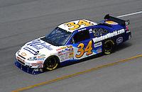 May 1, 2009; Richmond, VA, USA; NASCAR Sprint Cup Series driver John Andretti during practice for the Russ Friedman 400 at the Richmond International Raceway. Mandatory Credit: Mark J. Rebilas-