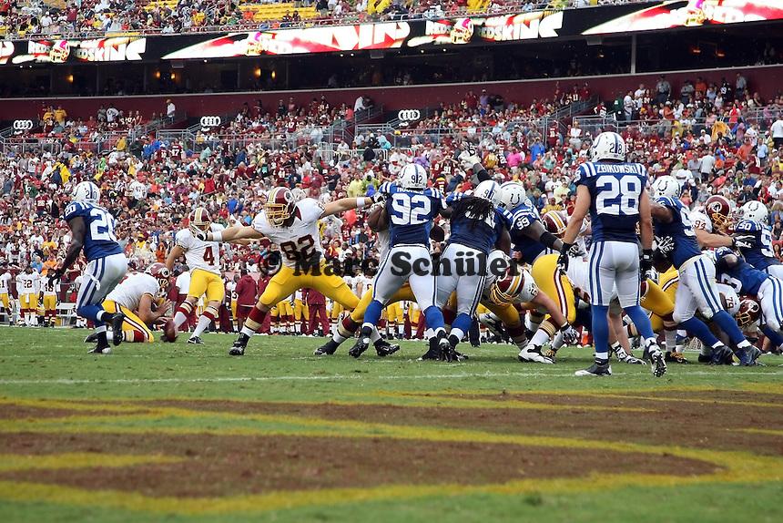 Field Goal von K Graham Gano (Redskins)