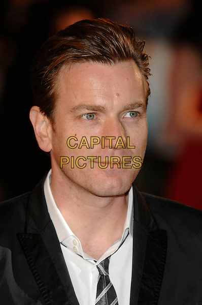 "EWAN McGREGOR.""Miss Potter"" World Film Premiere.Empire cinema, Leicester Square.London, England  3rd December 2006 .portrait headshot.CAP/PL.©Phil Loftus/Capital Pictures"