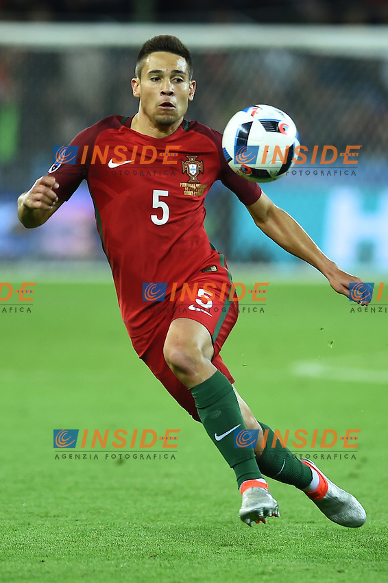 Raphael Guerreiro Portugal <br /> Saint-Etienne 14-06-2016 Stadium Geoffroy-Guichard Football Euro2016 Portugal-Iceland / Portogallo-Islanda Group Stage Group F<br /> Foto Massimo Insabato / Insidefoto