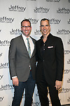 Todd Sears and Jerry Mitchell Attend Jeffrey Fashion Cares 10th Anniversary New York Fundrasier Hosted by Emmy Rossum Held at the Intrepid, NY 4/2/13