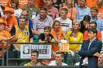 04.06.2019, RASTA Dome 2.0, VECHTA, GER, easycredit-bbl, PlayOff 02 HF, RASTA Vechta vs  FC Bayern Muenchen, im Bild<br /> <br /> Pedro Calles (ESP) (Trainer Rasta Vechta)<br /> Gestik, Mimik,<br /> enttäuscht / enttaeuscht / traurig / Niederlage<br /> <br /> Foto © nordphoto / Kokenge