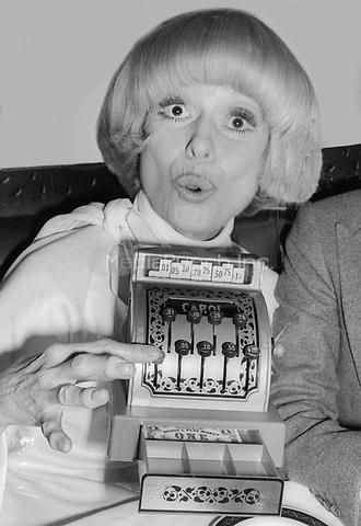 Carol Channing 1978<br />