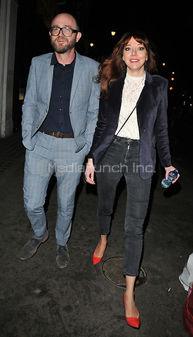 guest and Diane Morgan at the &quot;The Wipers Times&quot; press night, The Arts Theatre, Great Newport Street, London, England, UK, on Monday 27 March 2017.<br /> CAP/CAN<br /> &copy;CAN/Capital Pictures /MediaPunch ***NORTH AND SOUTH AMERICAS ONLY***