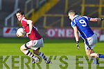 Thomas Curran Dromid Pearses v  Derrytresk in the AIB All Ireland Junior Club Championship Semi Final at Portlaoise on Sunday