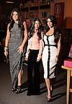 "LOS ANGELES, CA. - December 02: Khloe Kardashian, Kourtney Kardashian and Kim Kardashian attends the ""Kardashian Konfidential"" Book Signing at Borders Book store on December 2, 2010 in Century City, California."
