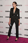 WEST HOLLYWOOD, CA - OCTOBER 12: Actress Olivia Culpo arrives at Cosmopolitan Magazine's 50th Birthday Celebration at Ysabel on October 12, 2015 in West Hollywood, California.