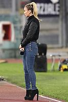 Diletta Leotta DAZN<br /> Roma 07-12-2019 Stadio Olimpico <br /> Football Serie A 2019/2020 <br /> SS Lazio - Juventus FC<br /> Photo Cesare Purini / Insidefoto