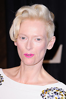 TIlda Swinton arriving for the BFI Luminous Gala 2017 at the Guildhall, London, UK. <br /> 28 September  2017<br /> Picture: Steve Vas/Featureflash/SilverHub 0208 004 5359 sales@silverhubmedia.com