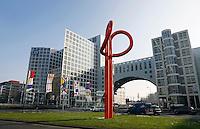 Nederland  Den Haag   2017.  De Haagse Poort in het Beatrixkwartier. Berlinda van Dam / Hollandse Hoogte