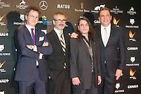 Javier Fesser attends the Feroz Cinema Awards 2015 at Las Ventas, Madrid,  Spain. January 25, 2015.(ALTERPHOTOS/)Carlos Dafonte) /NortePhoto<br /> <br /> nortePhoto.com