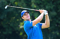 Andrea Pavan (ITA) during the final round of the Shot Clock Masters played at Diamond Country Club, Atzenbrugg, Vienna, Austria. 10/06/2018<br /> Picture: Golffile | Phil Inglis<br /> <br /> All photo usage must carry mandatory copyright credit (&copy; Golffile | Phil Inglis)