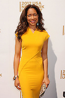 Gina Torres attends USA Network's 2012 Upfront Event at Lincoln Center's Alice Tully Hsll in New York, 17.05.2012.  Credit: Rolf Mueller/face to face /MediaPunch Inc. ***FOR USA ONLY***