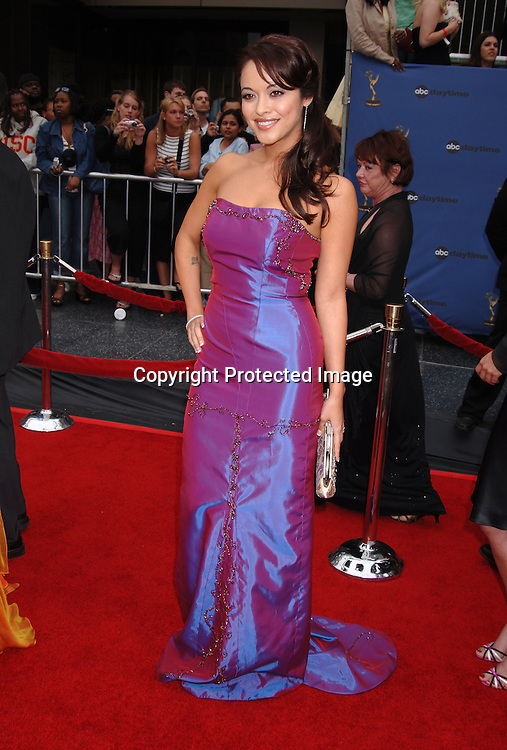 Marisa Ramirez..arriving at the 33rd Annual Daytime Emmy Awards ..on April 28, 2006 at The Kodak Theatre in Hollywood, ..Californina. ..Robin Platzer, Twin Images