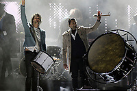 25 September 2019 - Nashville, Tennessee - Joel Smallbone, Luke Smallbone, For King and Country. 2019 CMA Country Christmas held at the Curb Event Center. Photo Credit: Dara-Michelle Farr/AdMedia