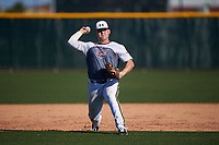 David Lewis during the Under Armour All-America Tournament powered by Baseball Factory on January 18, 2020 at Sloan Park in Mesa, Arizona.  (Zachary Lucy/Four Seam Images)