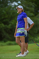 Juli Inkster (USA) watches her tee shot on 12 during round 1 of  the Volunteers of America LPGA Texas Classic, at the Old American Golf Club in The Colony, Texas, USA. 5/4/2018.<br /> Picture: Golffile | Ken Murray<br /> <br /> <br /> All photo usage must carry mandatory copyright credit (&copy; Golffile | Ken Murray)