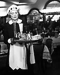 A Lyons Nippy (Miss Hibbott), 1939