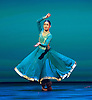 BBC Young Dancer 2015 <br /> at Sadler's Wells, London, Great Britain <br /> 8th May 2015 <br /> <br /> Grand Final <br /> TX Saturday 7pm on 9th May 2015 <br /> <br /> <br /> Vidya Patel - South Asian <br /> <br /> <br /> <br /> Photograph by Elliott Franks <br /> Image licensed to Elliott Franks Photography Services