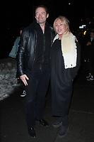 NEW YORK, NY - JANUARY 11: Hugh Jackman, Deborra-Lee Furness arriving at the IFC Films premiere of Freak Show at the Landmark Sunshine Cinema in New York City on January 10, 2018. Credit: RW/MediaPunch