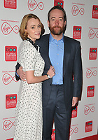 Keeley Hawes and Matthew Macfadyen at the 43rd Broadcasting Press Guild (BPG) Television &amp; Radio Awards 2017, Theatre Royal Drury Lane, Catherine Street, London, England, UK, on Friday 17 March 2017.<br /> CAP/CAN<br /> &copy;CAN/Capital Pictures