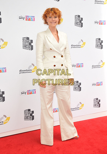 Jessie Buckley at the South Bank Sky Arts Awards 2019, The Savoy Hotel, The Strand, London, England, UK, on Sunday 07th July 2019.<br /> CAP/CAN<br /> ©CAN/Capital Pictures