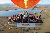 20140919 September 19 Hot Air Balloon Gold Coast