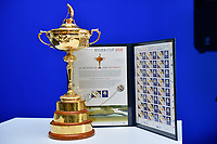 TROPHY AND STAMPS RYDER CUP 2018