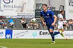 01.08.2020, C-Team Arena, Ravensburg, GER, WFV-Pokal, FV Ravensburg vs SSV Ulm 1846 Fussball, <br /> DFL REGULATIONS PROHIBIT ANY USE OF PHOTOGRAPHS AS IMAGE SEQUENCES AND/OR QUASI-VIDEO, <br /> im Bild Philipp Altmann (Ravensburg, #14)<br /> <br /> Foto © nordphoto / Hafner