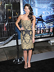 Genesis Rodriguez at Summit Entertainment's L.A. Premiere of  Man on a Ledge held at The Grauman's Chinese Theatre in Hollywood, California on January 23,2012                                                                               © 2012 Hollywood Press Agency