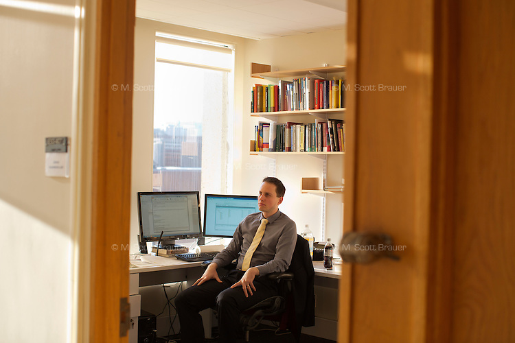 Professor Jens Hainmueller is an Associate Professor in the Department of Political Science at MIT in Cambridge, Massachusetts, USA.  Hainmueller's research focuses on political economy and statistical methods.