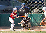 Los Altos Little League 9 Year-old All Stars vs LAMV Pony at Purissima Fields in Los Altos Hills.  June 30, 2016