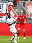 Nederland, Enschede, 18 oktober 2015<br /> Seizoen 2015-2016<br /> Eredivisie<br /> FC Twente-N.E.C. <br /> Janio Bikel van N.E.C. in actie met bal