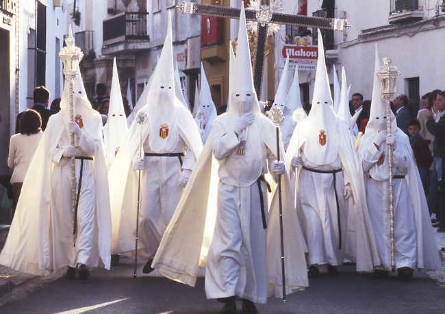 Holy Week Celebration, Jerez, Andalusia, Spain