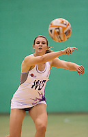 07 OCT 2009 - LOUGHBOROUGH, GBR - Kara Luck - Loughborough Lightning v Australian Diamonds (PHOTO (C) NIGEL FARROW)