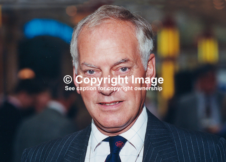 Richard Alexander; MP; Conservative Party; UK; Westminster Parliament; 19951012/RA..Copyright Image from Victor Patterson, 54 Dorchester Park, Belfast, UK, BT9 6RJ..Tel: +44 28 9066 1296.Mob: +44 7802 353836.Voicemail +44 20 8816 7153.Skype: victorpattersonbelfast.Email: victorpatterson@mac.com.Email: victorpatterson@ireland.com (back-up)..IMPORTANT: If you wish to use this image or any other of my images please go to www.victorpatterson.com and click on the Terms & Conditions. Then contact me by email or phone with the reference number(s) of the image(s) concerned.