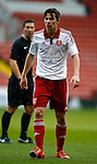 Connor Dimaio of Sheffield Utd  - Professional Development League Two - Sheffield Utd U21's  vs Birmingham City U21's  - Bramall Lane - Sheffield - England - 21st December 2015 - Pic Simon Bellis/Sportimage