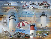 MODERN, MODERNO, paintings+++++GST_national seashore puzzle.,USLGGST180,#N#, EVERYDAY ,collages,puzzle,puzzles ,photos ,Graffitees