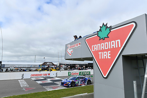 IMSA WeatherTech SportsCar Championship<br /> Mobil 1 SportsCar Grand Prix<br /> Canadian Tire Motorsport Park<br /> Bowmanville, ON CAN<br /> Saturday 8 July 2017<br /> 86, Acura, Acura NSX, GTD, Oswaldo Negri Jr., Jeff Segal<br /> World Copyright: Richard Dole/LAT Images<br /> ref: Digital Image DOLE_CTMP_17_001179