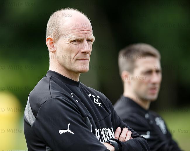 Gordon Durie, Rangers coach