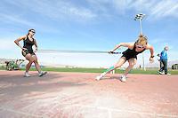 SCHAATSEN: EILAT (ISR): Trainingskamp Team Op=Op Voordeelshop, 17-01-2012, Lisette van der Geest, Carlijn Achtereekte, ©foto Martin de Jong