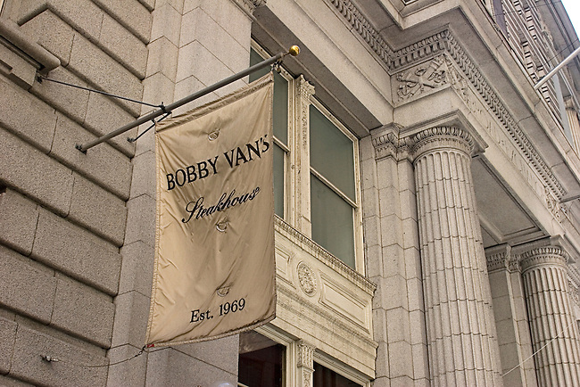 Bobby Van's Restaurant, Lower Manhattan, New York