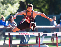 Stanford Track and Field vs Cardinal Classic, April 21, 2018