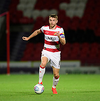 Doncaster Rovers' Ben Whiteman<br /> <br /> Photographer Chris Vaughan/CameraSport<br /> <br /> EFL Leasing.com Trophy - Northern Section - Group H - Doncaster Rovers v Lincoln City - Tuesday 3rd September 2019 - Keepmoat Stadium - Doncaster<br />  <br /> World Copyright © 2018 CameraSport. All rights reserved. 43 Linden Ave. Countesthorpe. Leicester. England. LE8 5PG - Tel: +44 (0) 116 277 4147 - admin@camerasport.com - www.camerasport.com
